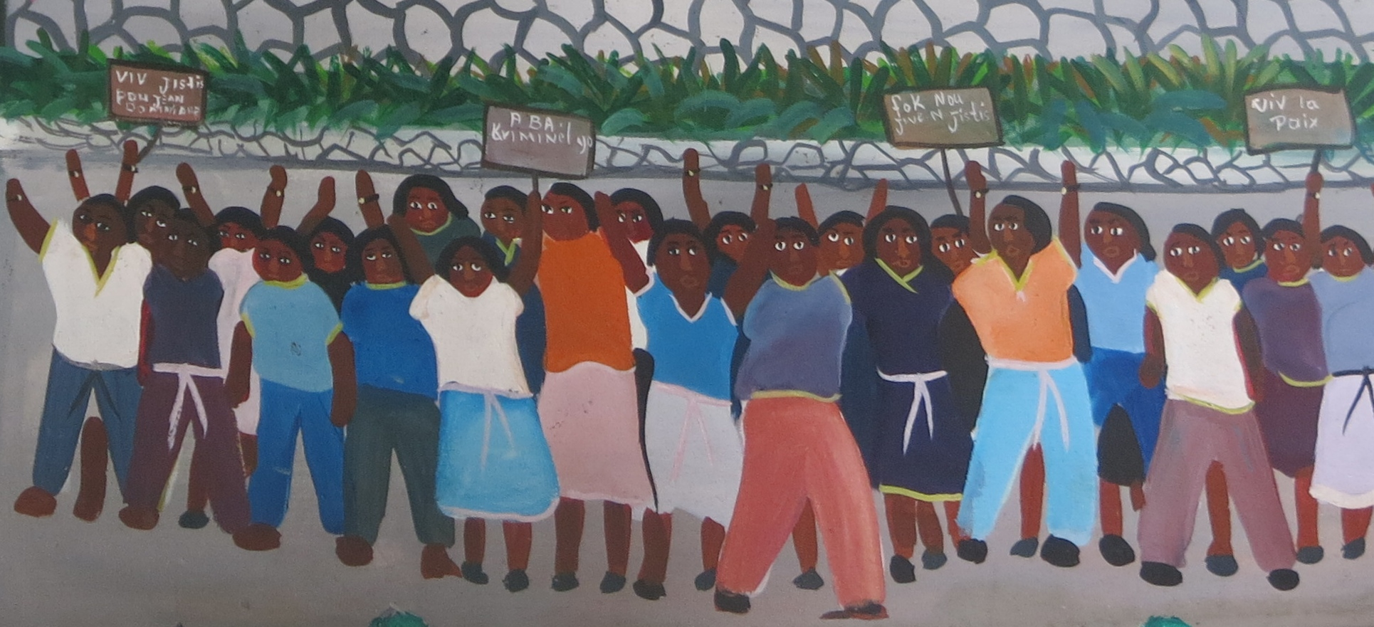 Radio Haiti Lives graphic