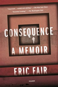 Eric Fair Consequence Book Cover