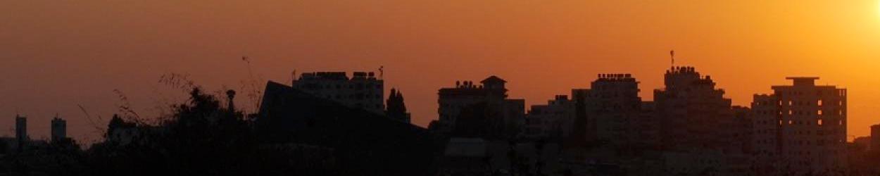 Reporting From Ramallah