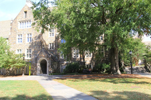 Old Chemistry, Duke West Campus