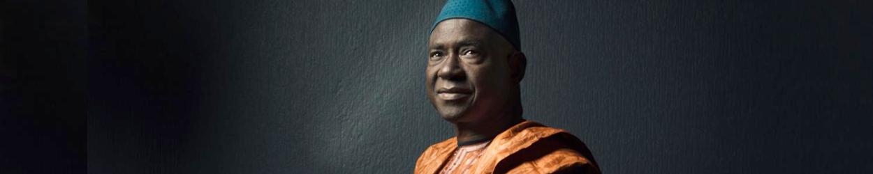 Talking Music - A Conversation with Kassé Mady Diabaté
