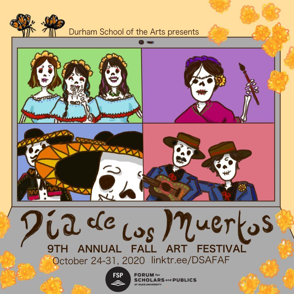 DSA 9th Annual Dia de los Muertos