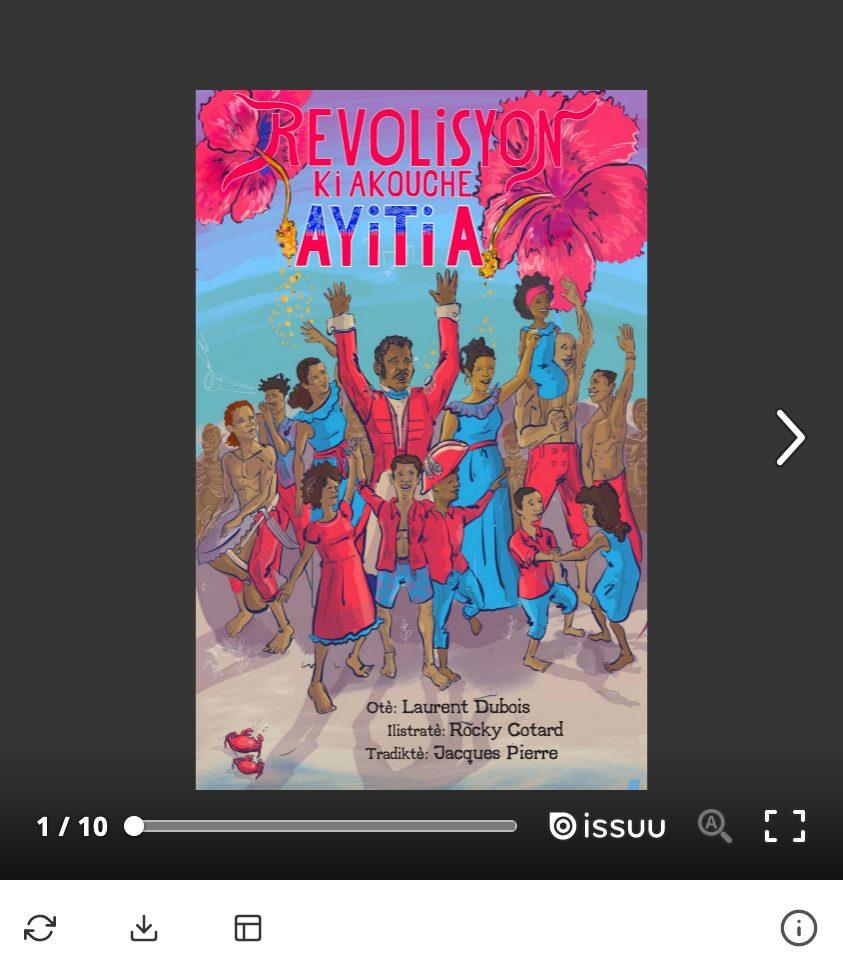 The Revolution That Gave Birth to Haiti - Issuu - CRE